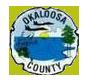 Okaloosa County Logo - Paul Patrick Electric